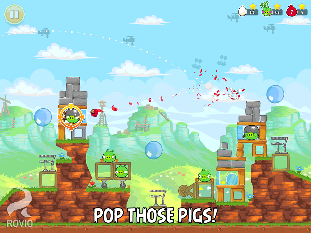Download Android Games Angry Birds Apk Asik - 5