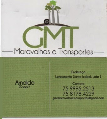 GMT Maravahas e Transportes