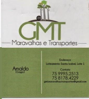 GMT Maravahas e Transportes