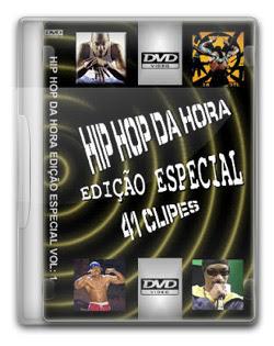 Hip Hop da Hora   Edição Especial DVD R
