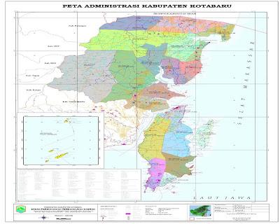 Kode Pos Kotabaru Pulau Laut