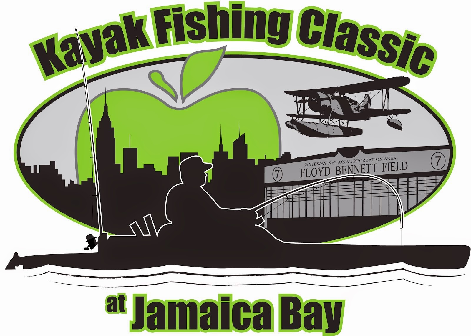 JAMAICA BAY KAYAK FISHING CLASSIC BY CAPTAIN KAYAK