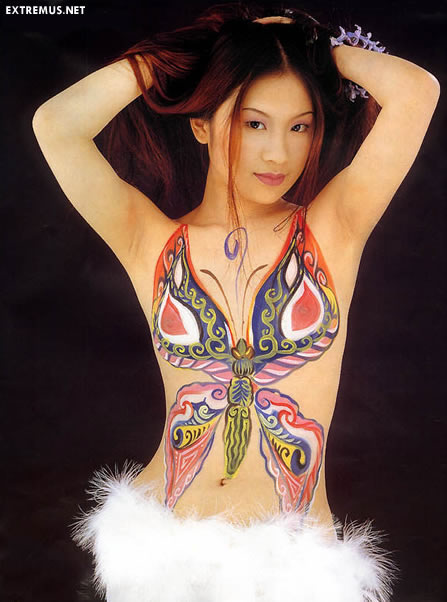 sexy butterfly tattoos. Butterfly Side Tattoos For