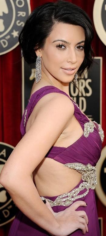 Kim Kardashian posee unos ojos encantadores