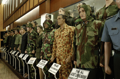 Thailand Jajaki Seragam Militer Buatan Sritex
