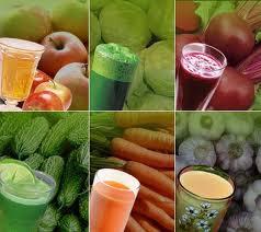 Khasiat jus untuk tubuh yang sehat