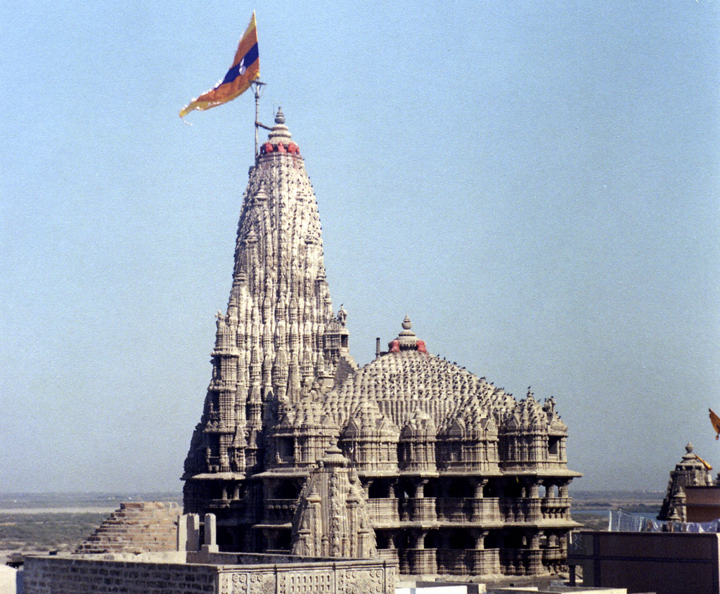 dwarka temple in gujrat photos lord photo