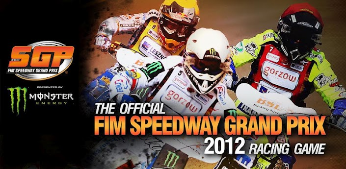Speedway GP 2012 Apk Android Game
