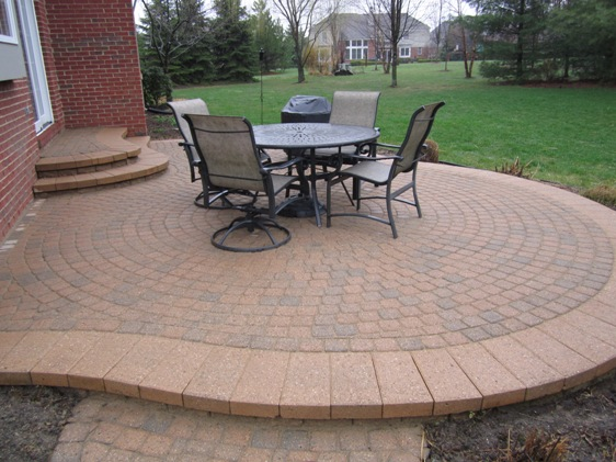 The Cost For Our Service On This Particular Raised Paver Patio And Walk Was  $1,150. This Price ...