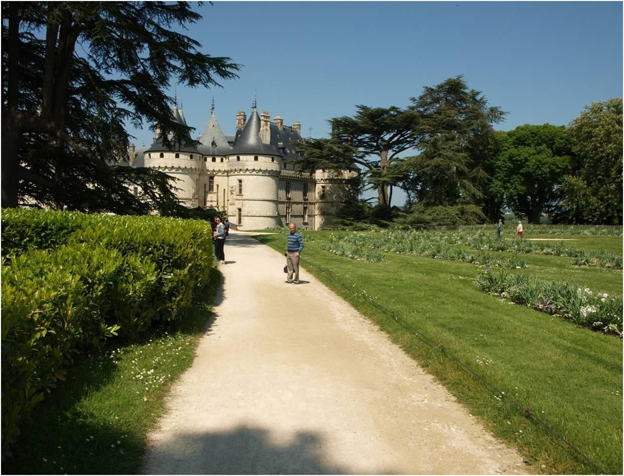 Le monde de carmine chateau de chaumont sur loire - Chateau de chaumont sur loire jardin ...