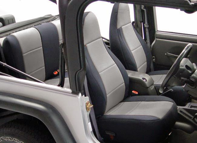 Wrangler With Jeep Seat Covers