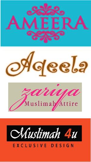 Koleksi T-Shirt Muslimah
