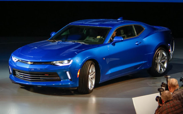 carro camaro 2016 GM