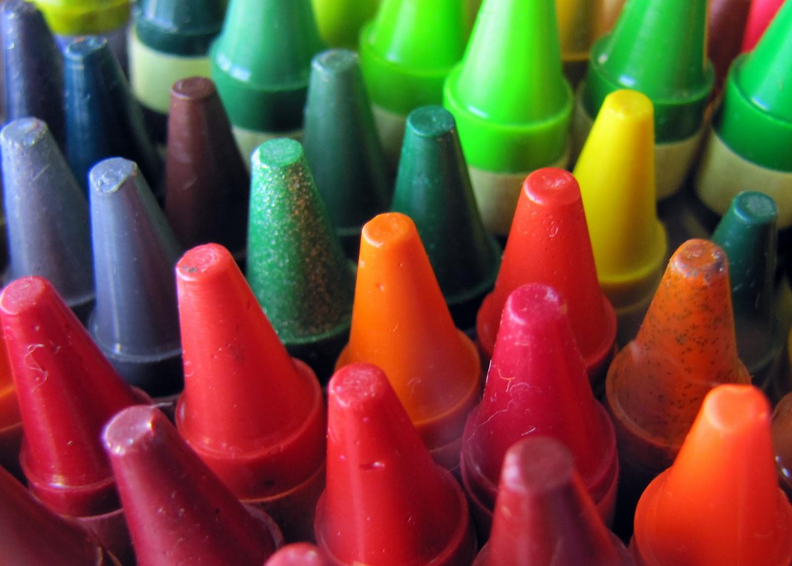 Lemon Street Crayons