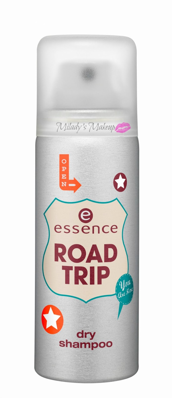 Essence Road Trip Champu seco