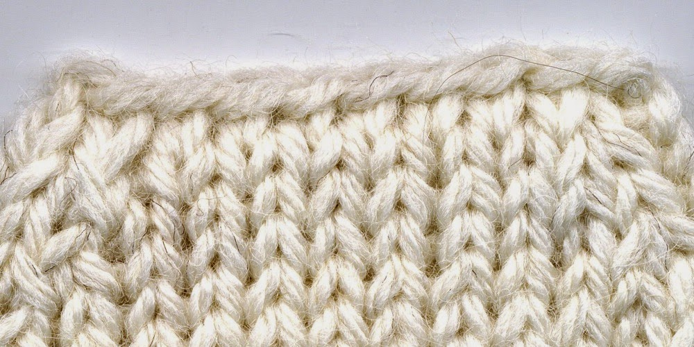 Flat Knot Knitting Stitch : Knot Knecessarily Known Knitting: Grafting Heresy