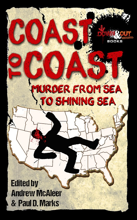Coast to Coast Murder from Sea to Shining Sea cover