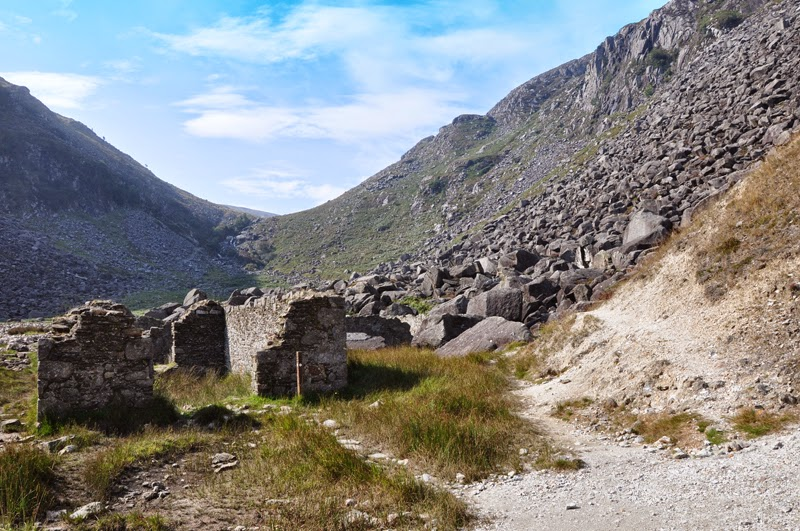 Irland 2014 - Tag 6 | Glendalough | Miners' Village