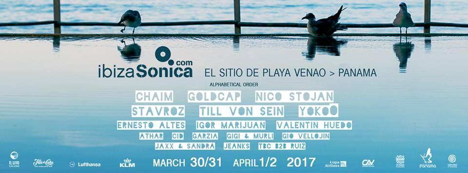 Ibiza Sonica 2017