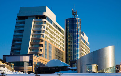 The Windsor Hotel Toya Resort & Spa, Hokkaido.