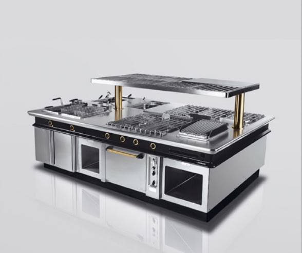 Attrezzature ristorante e cucine professionali Napoli: System 900 ...
