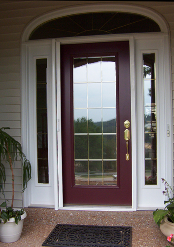 How much does a retractable screen door cost for Phantom door screens prices