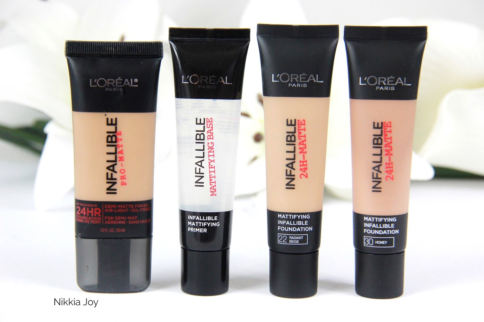 how to choose foundation color loreal