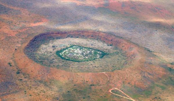 Cráter Wolfe Creek, Australia
