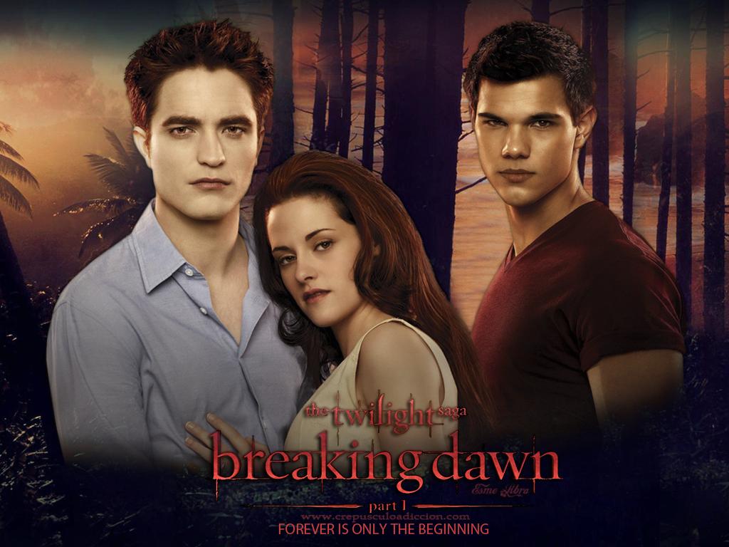 Jaspers darlin 39 s did you see breaking dawn this weekend - Twilight breaking dawn wallpaper ...