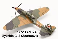 1/72 TAMIYA IL-2