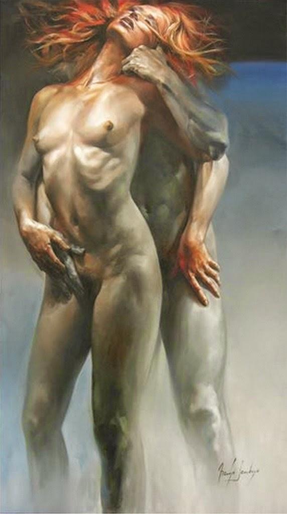 desnudos-artísticos-pintura-al-oleo