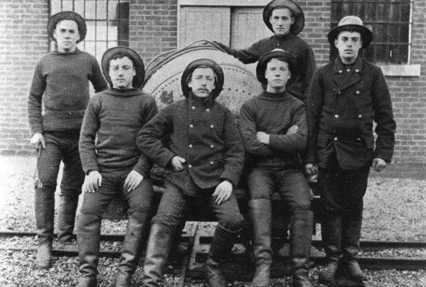 Blockhouse Narrow Gauge 1897