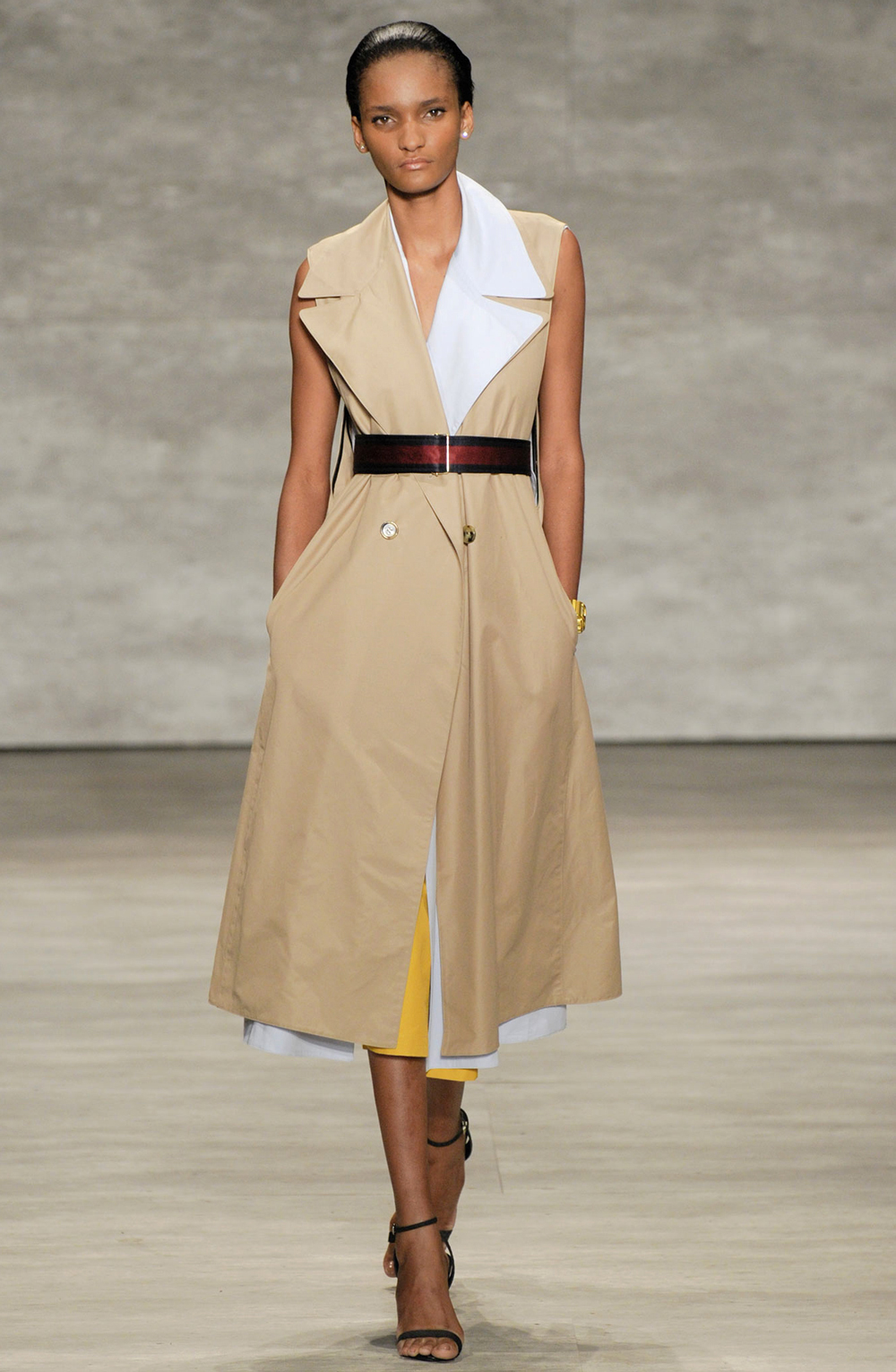 Designer look for less inspired by Tome Spring/Summer 2015 collection. Via Fashioned by Love / British fashion blog