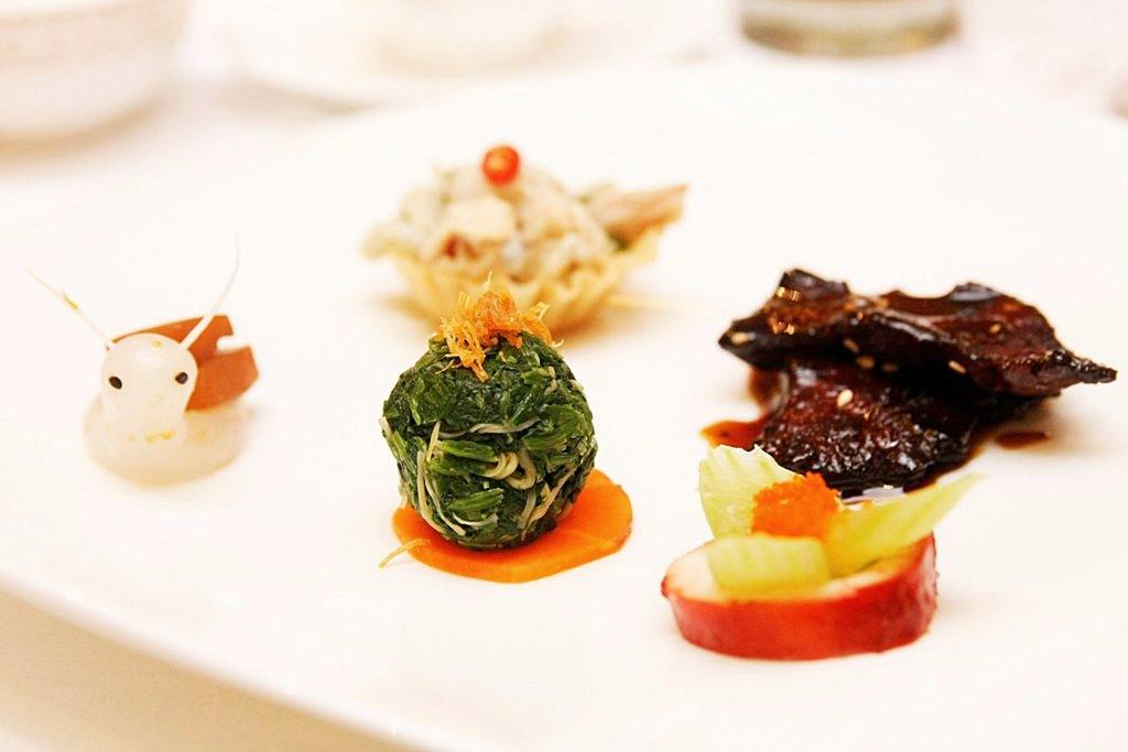 Jiangnan style appetizer