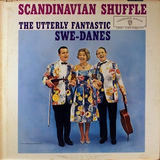 The Swe-Danes – Scandinavian Shuffle (1960)