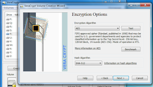 Encrypt files Windows