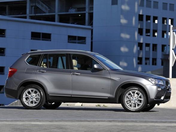 Information about Vehicle: 2011 BMW X3 xDrive20d