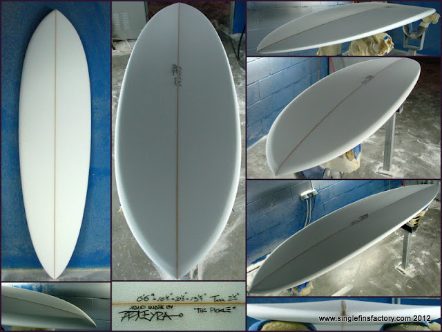 THE PICKLE SINGLE FIN