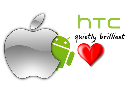 Apple HTC patent