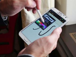 جالاكسى نوت 2 يبيع 3 مليون جهاز فى 40 يوما Galaxy Knott