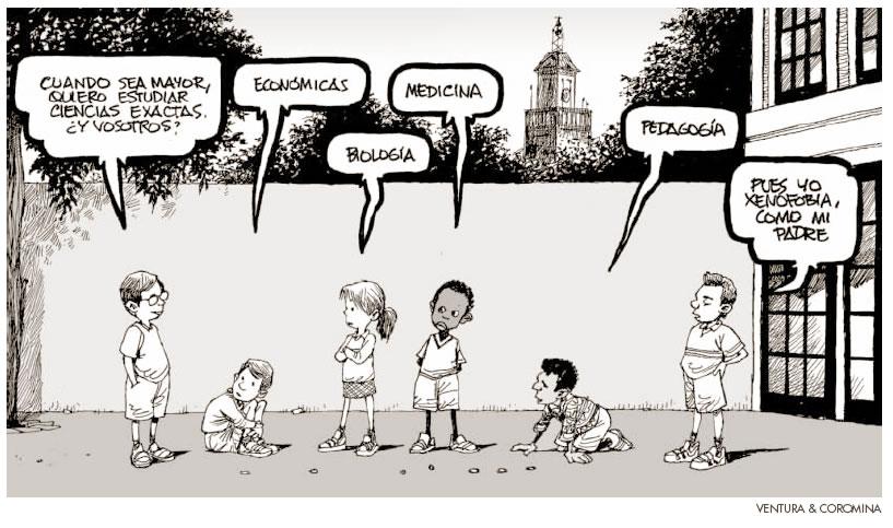 Racismo Y Xenofobia Por Cesar Stiven Feria Tamayo Yerson Varela Picture.
