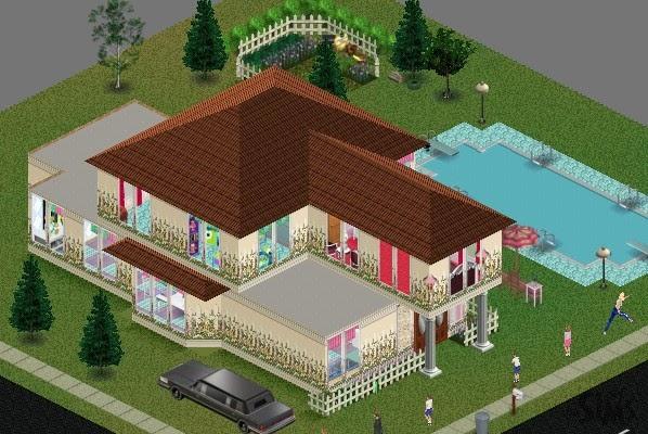 Design Rumah The Sims 1 & Design Rumah The Sims 1 : Design Rumah The Sims1
