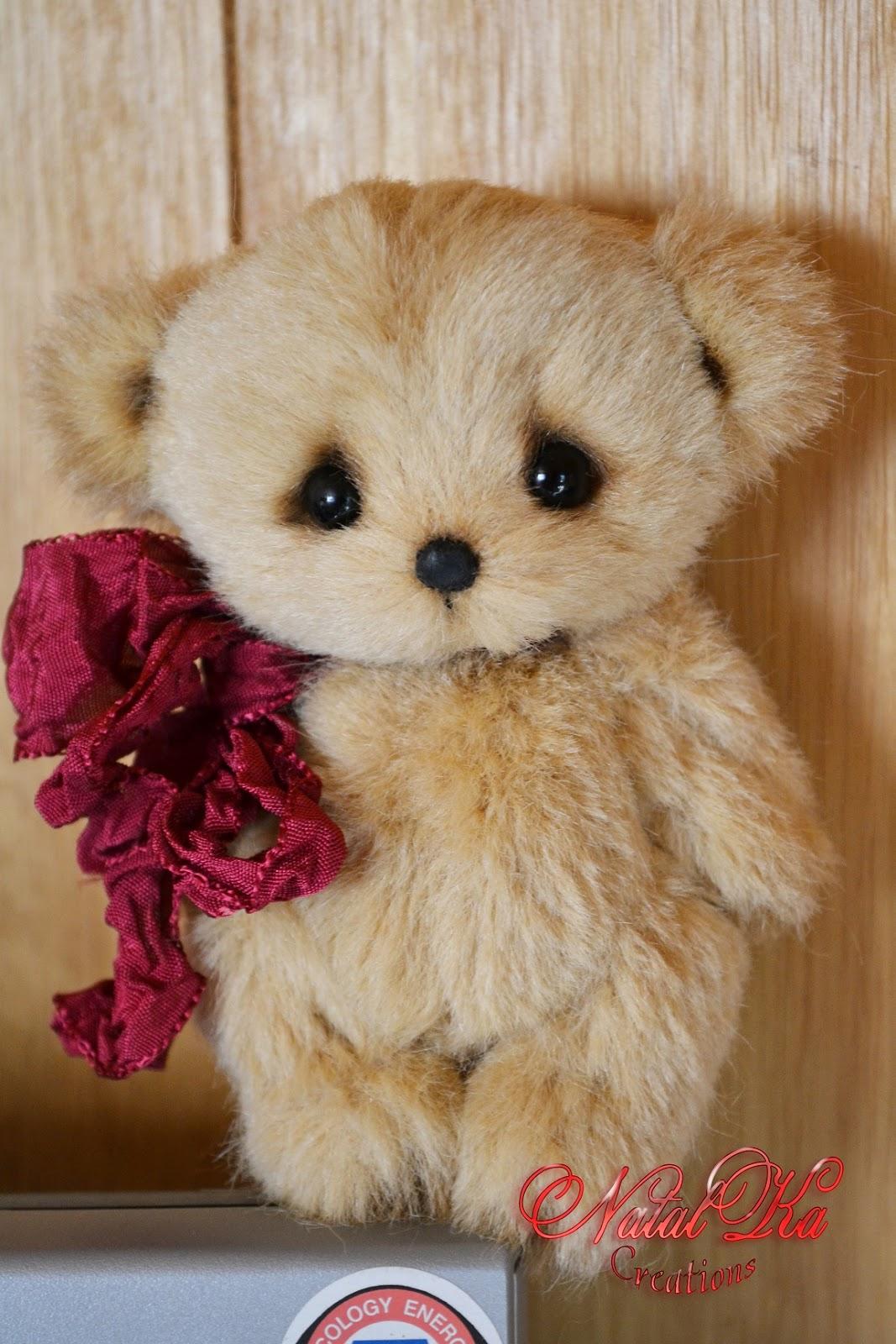 Künstlerbär, artist teddy bear