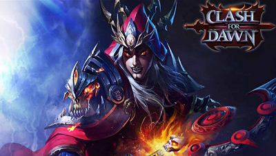 Clash for Dawn V1.1.1 MOD Apk-screenshot-1