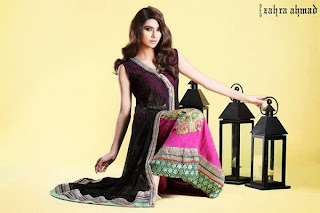 Zahra Ahmed 2014 Collection
