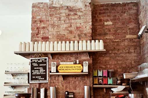 Cocinas de ladrillo visto decorar tu casa es - Cocinas con ladrillo visto ...