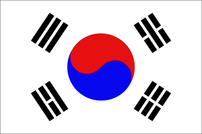 South Korea Flag Pics