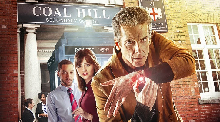 Doctor Who - The Caretaker - Advance Preview + Dialogue Teasers [UPDATED WITH VIDEO]