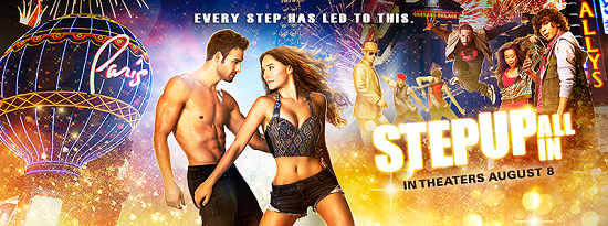 Win ROE passes to Step Up All In