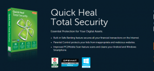 Download Quick Heal Antivirus Pro Activator Patch 2015